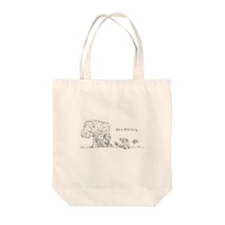 3helbのもりのたびびと Tote Bag