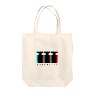 CHROMATIC Tote bags