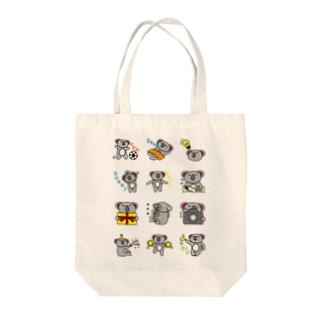 生活編-koaland-コアランド- Tote bags