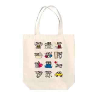 日常編-koaland-コアランド- Tote bags