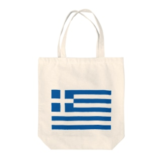 I ♥ Greece[アイラブギリシャ] Tote bags