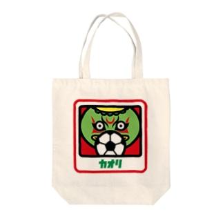 パ紋No.3020 カオリ Tote bags
