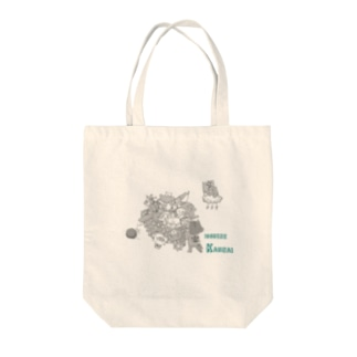 塊ingress kansai Tote bags