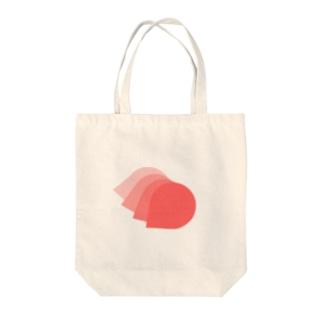 Petal Tote bags