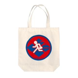 パ紋No.3029 日本ネット Tote bags