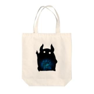 ホシクイ Tote bags
