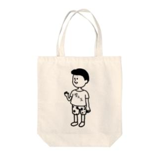 替え玉 Tote bags