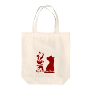 赤猫茶会ロゴ Tote Bag