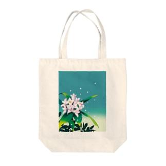 沈丁花(ジンチョウゲ) Tote bags