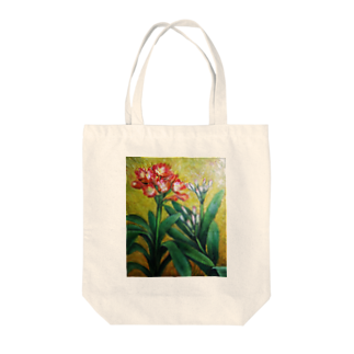 CHAIR LABOの蕾と開花 Tote bags