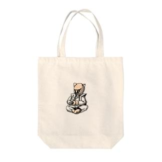 ハラキリ Tote bags