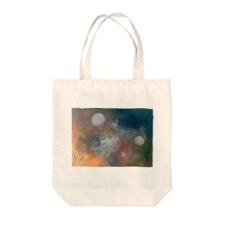 抽象 Tote Bag