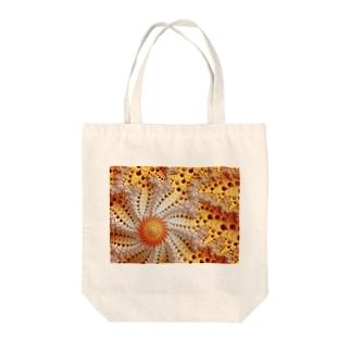 Feeling of summer Tote bags