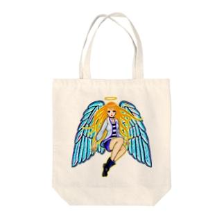 天使アバター トートバッグ