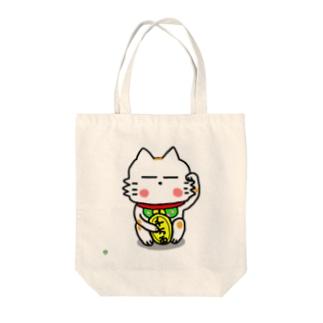 BK あーきちゃん招き猫バージョン トートバッグ