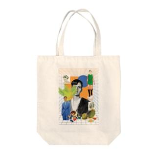 GENDERLESS Tote bags