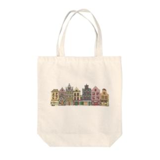 オランダ街C Tote bags