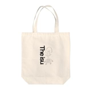 THE isu Tote bags