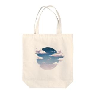 LOST SOULS Tote bags
