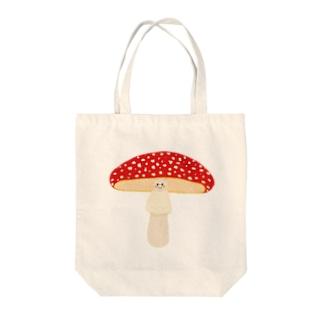 ベニテングタケ Tote Bag