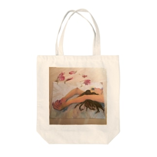 センチメンタル Tote bags
