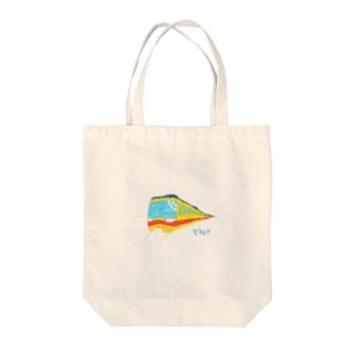 まーくん Tote bags