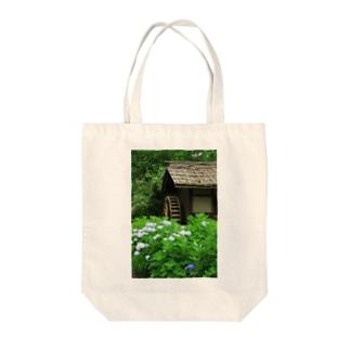Toshiaki Sakuraiの日本の原風景 Tote bags
