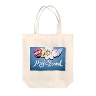 Magic Board Tote bags
