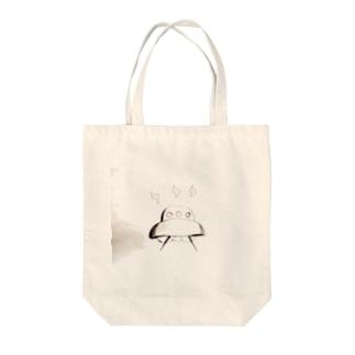 KlageUFO1228 Tote bags