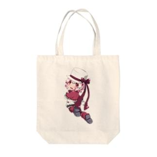 白野おぷち Tote bags