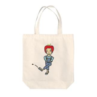ひまこ Tote bags