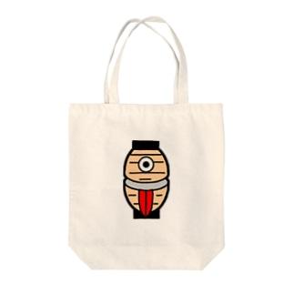 提灯お化け Tote bags