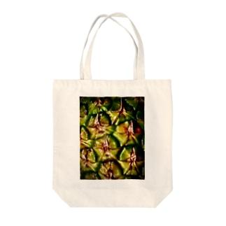 パイナップルの皮 Tote Bag