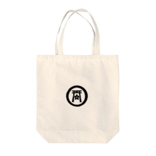 日本の家紋 Tote bags
