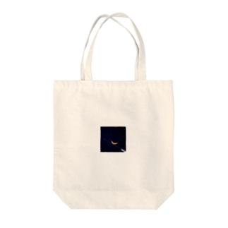 ペン型レーザー Tote bags