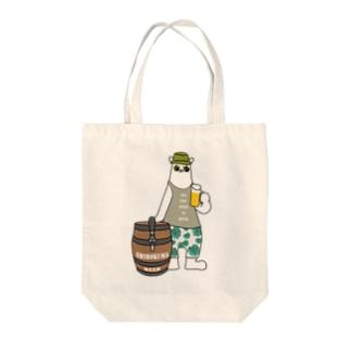 ビアクマ Tote Bag