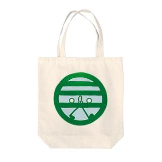 パ紋No.3048 晃 Tote bags