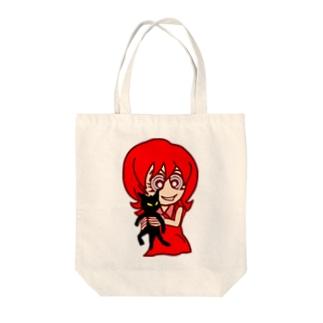 ワル&ワル子 Tote bags
