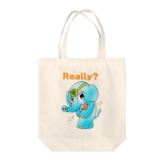 Really ? Tote bags