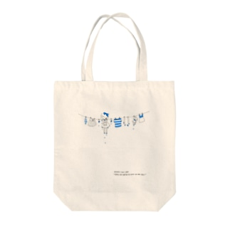 Chico*-blue- Tote bags