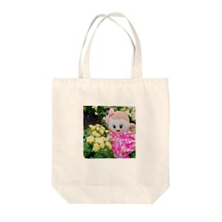 黄色い薔薇よ Tote bags