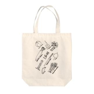 薬味-YAKUMI- Tote bags