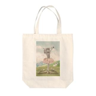 オルゴールバレリーナ Tote Bag