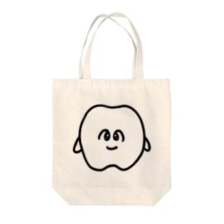 歯のマンガ Tote bags