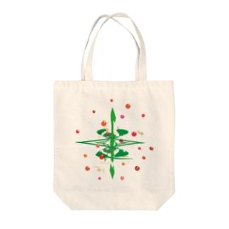 聖夜 Tote bags