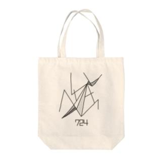 724 Tote bags