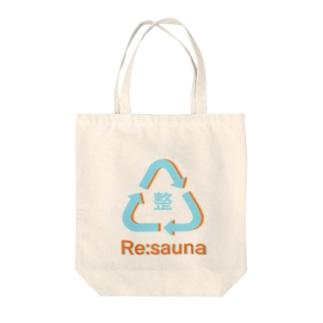 またまたのRe:sauna Tote Bag