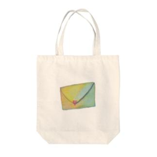 letter Tote Bag