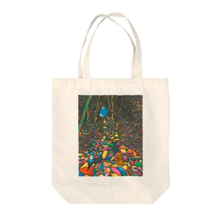 Our Forest Tote bags