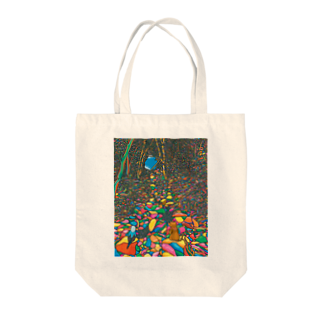 BTOKのOur Forest Tote bags